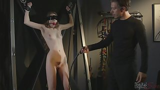 BDSM and a role play is staggering for Samantha Hayes and her affiliate