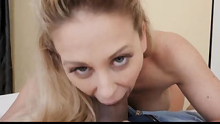 Untidy lucrative hardcore Cherie Deville in Impregnated By My