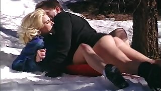 Awesome Snow Sex
