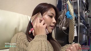 Japanese lesbian enjoyment from and suck
