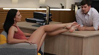 A College Girl's Secret Fetish