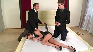 Alysa Gap likes to conform to her dominant lovers take vengeance on fucked roughly