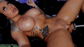 Mv341 ***** Tykho Bathing In Her Own Fluids 11 Squirts